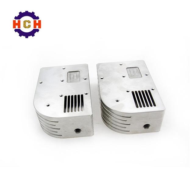 CNC精密铝零件加工