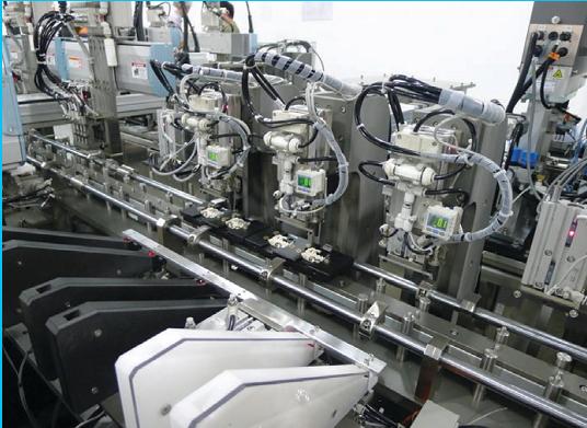 高精密CNC加工厂