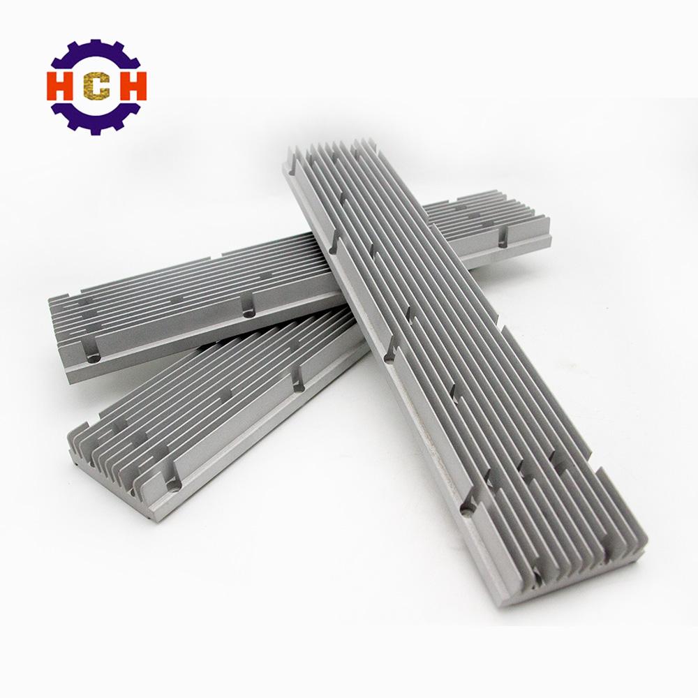 CNC精密鋁械零件
