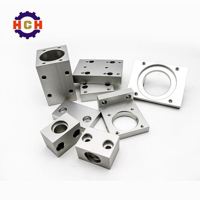 CNC精密不锈钢零件