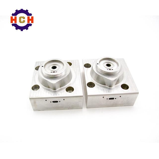 CNC铝零件加工