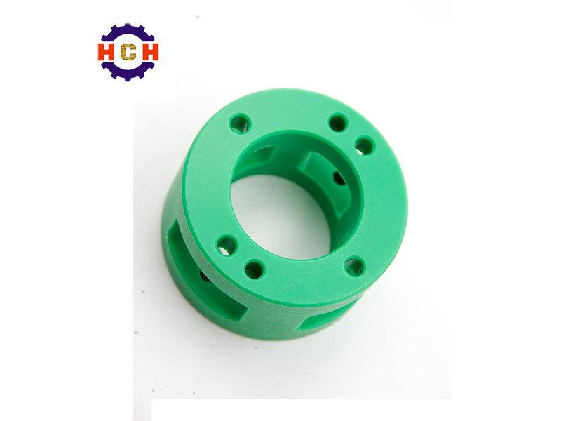 CNC塑胶零件加�K工